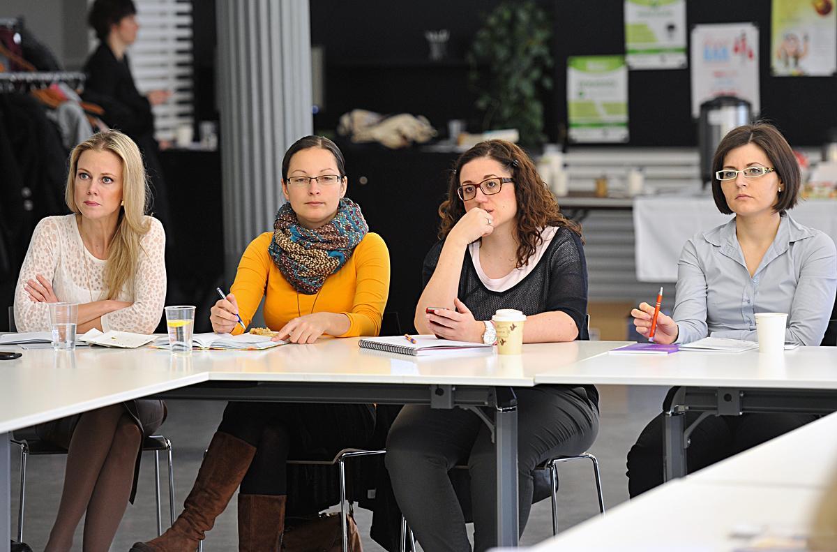 Genderová diverzita a flexibilní formy práce v souvislostech