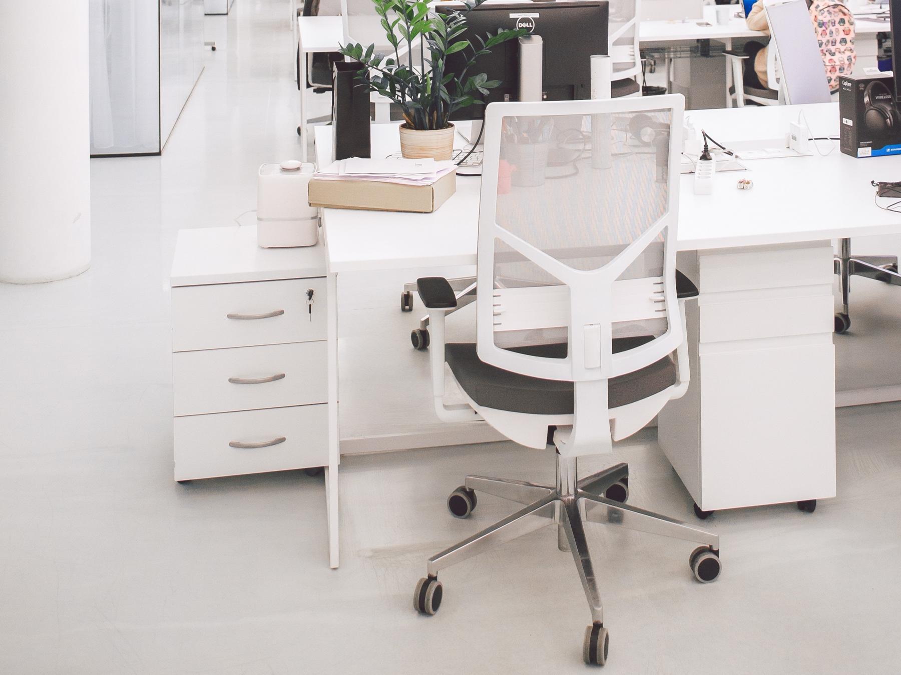 Potřebuje zaměstnanec židli? Registrujte se na vzdělávací snídani
