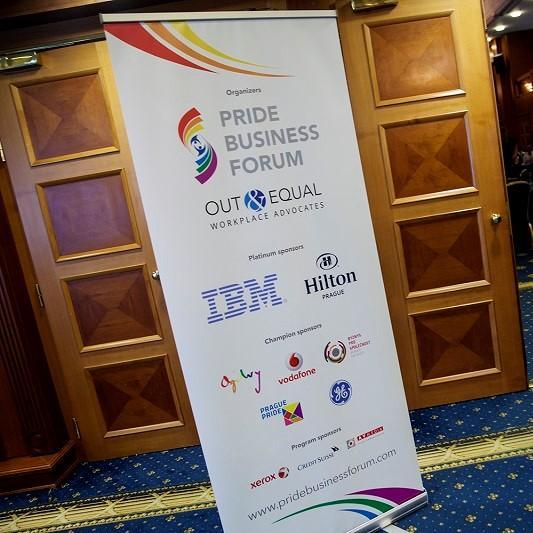 Konference Pride Business Forum představí hvězdné řečníky