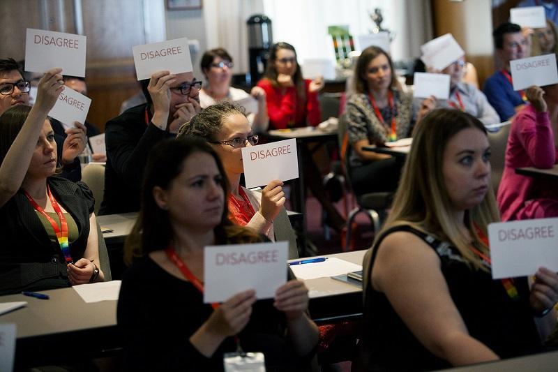 Workshopy v rámci Pride Business Forum nabírají na obrátkách