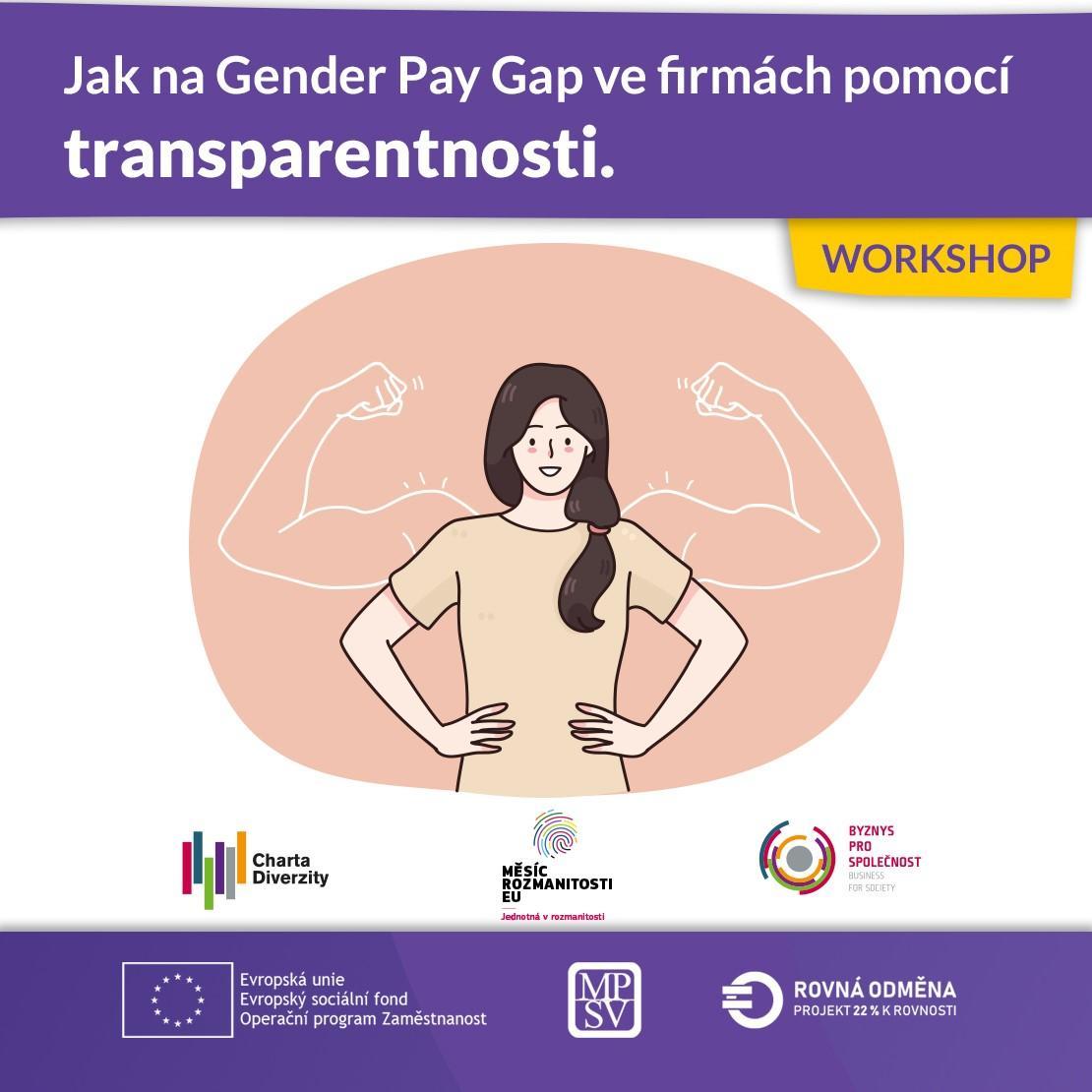 Nastavení principů přehledného oceňování a srozumitelná struktura bez zohlednění genderu je klíčem ke snížení platové nerovnosti