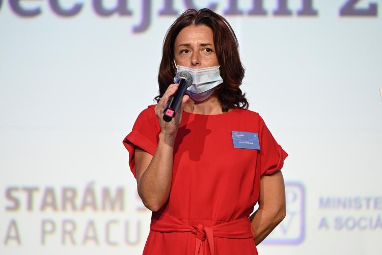 Jana Klímová, Město Kopřivnice