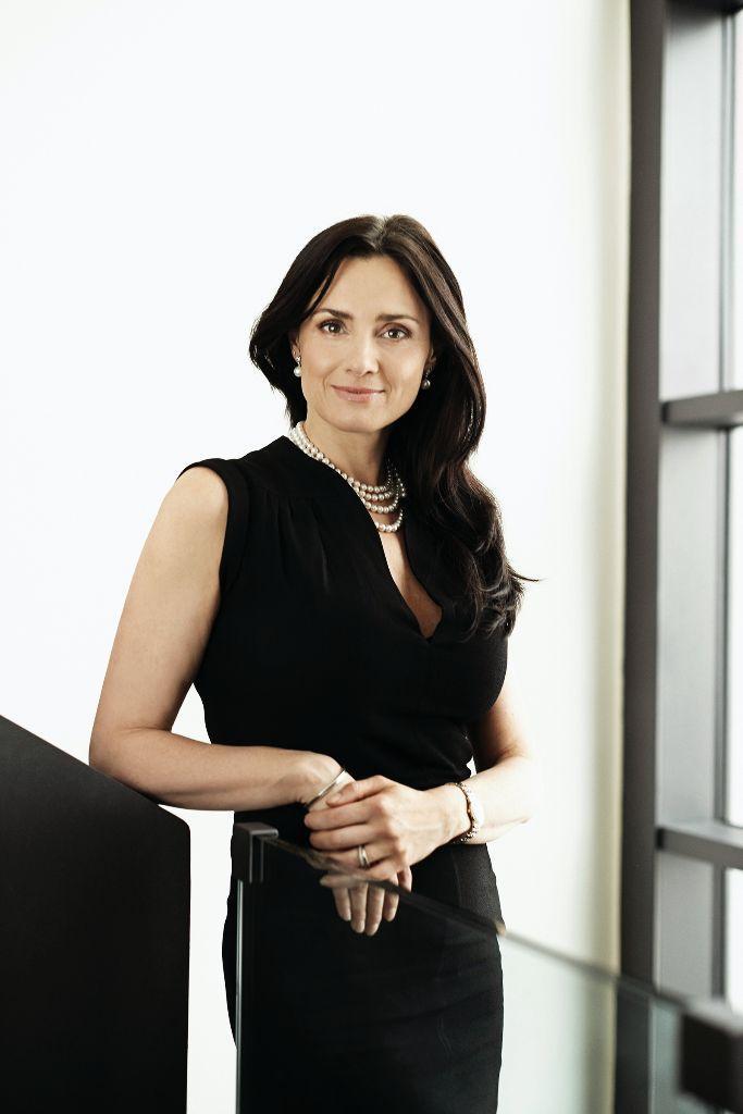 <p>JUDr. Michaela Chaloupková MBA<br>členka představenstva a ředitelka divize správa, ČEZ</p>