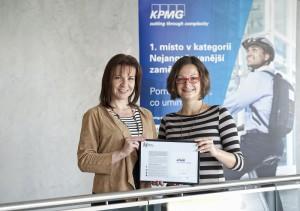 Hana Velíšková, Ivana Ježková (KPMG)