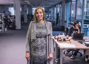 Viera Slota Gecková je novou finanční ředitelkou internetového obchodu s potravinami Rohlik.cz.