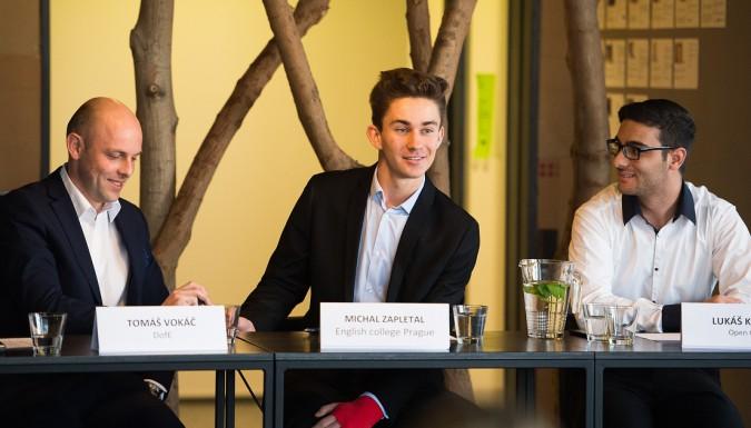 Mladí lidé chtějí vytvářet hodnoty, netouží po práci v kanceláři