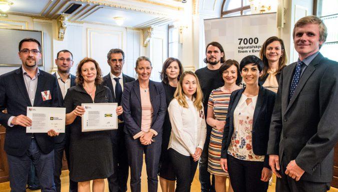 Českým firmám na diverzitě záleží, signatářů Charty diverzity stále přibývá