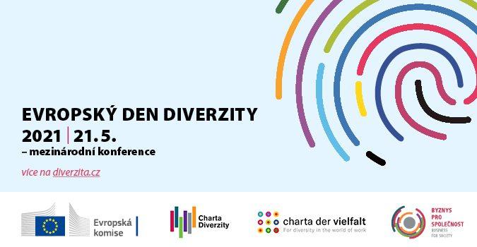 Evropský den diverzity v Parlamentu ČR