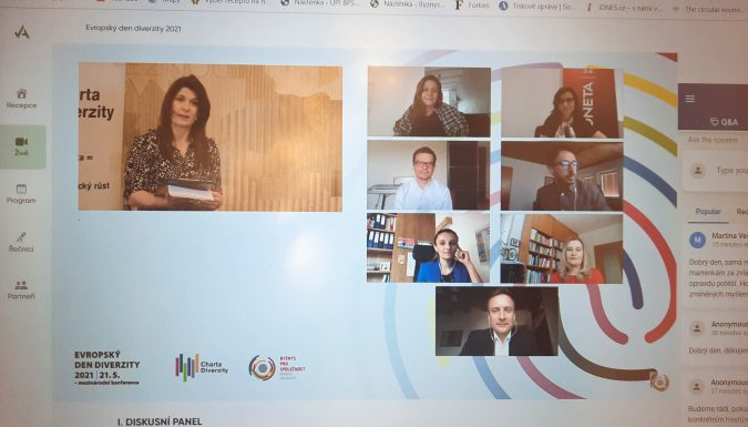 Evropský den diverzity 21. 5. 2021: shrnutí klíčových závěrů