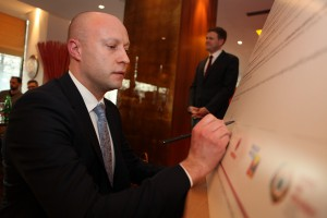 Christian Schwenke, General Manager Hilton Prague Old Town