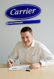 Patrick Tobler - Senior HR director, Carrier Commercial Refrigeration
