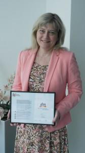 Alena Střížová - vedoucí resortu lidských zdrojů, dm drogerie markt